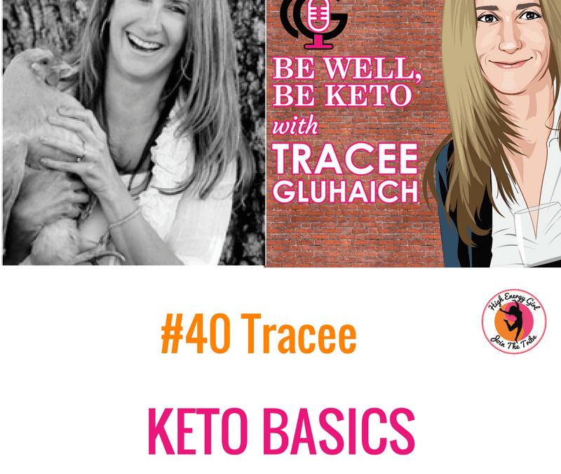 #40 Keto Basics with Tracee - High Energy Girl